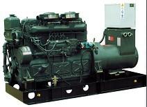上柴船用柴油发电机组